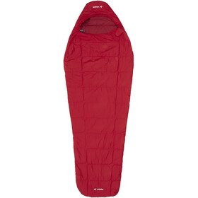 VAUDE Sioux 100 Syn Sleeping Bag dark indian red